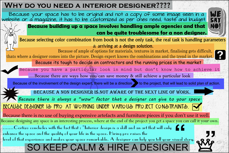 What Do You Need To Be An Interior Designer Awesome Itc